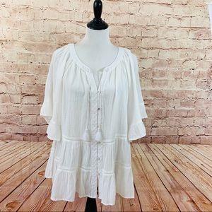 J.Jill peasant blouse